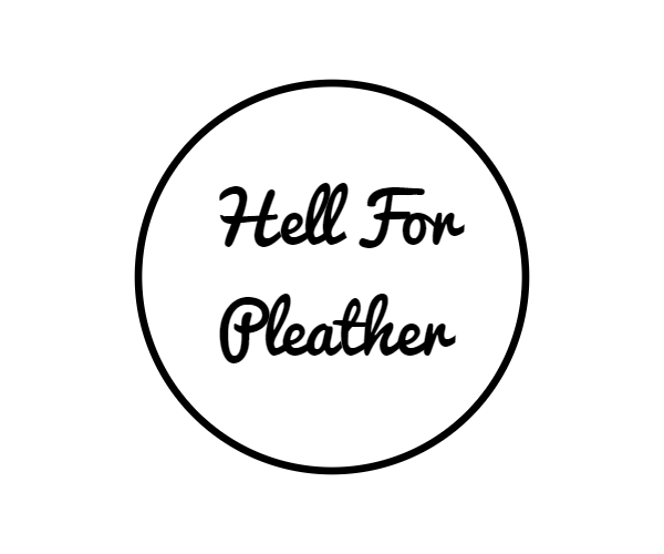 Hell For Pleather Logo